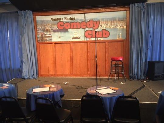 Ventura Harbor Comedy Club, 1559 Spinnaker Drive, Ventura,
