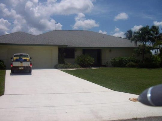 This home at 3735 SE 21st Place, Cape Coral, recently sold for $825,000.