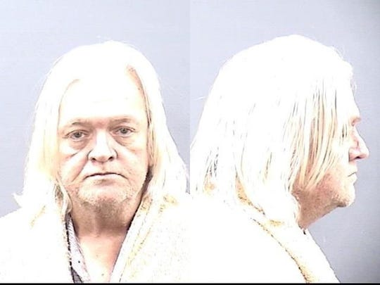 Dewayne Adams, 56, is charged with three counts of domestic violence.