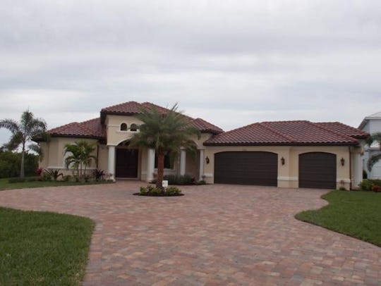 This home at 3920 Surfside Blvd., Cape Coral, recently