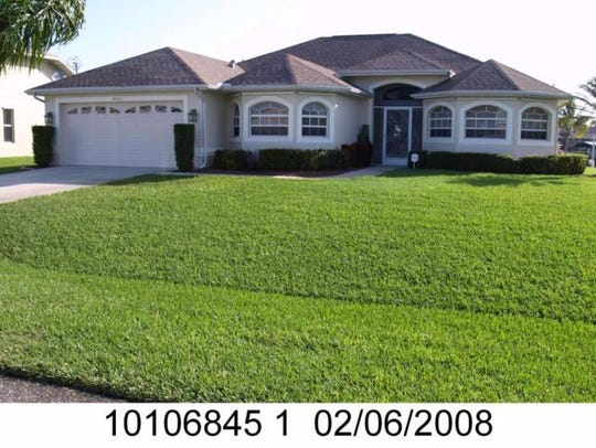 This home at 4603 SW 2nd Ave., Cape Coral, recently