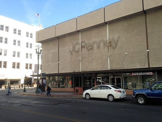 El Paso retail sales are projected to grow 4.5 percent in 2018 to $12.85 billion despite recent closures by national retail chains, including last year's closing of the J.C. Penney's store in Downtown El Paso.
