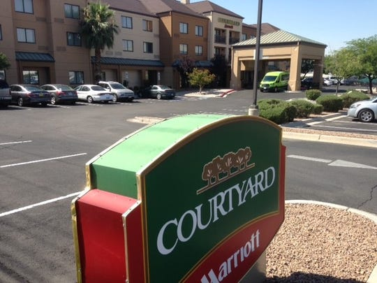 Owners of the Courtyard by Marriott El Paso Airport hotel owe the city just over $62,000 for late hotel taxes and also owe the county an unspecified amount of late hotel taxes.