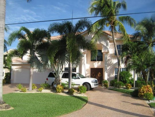 This home at 1401 SW 57th St., Cape Coral, recently