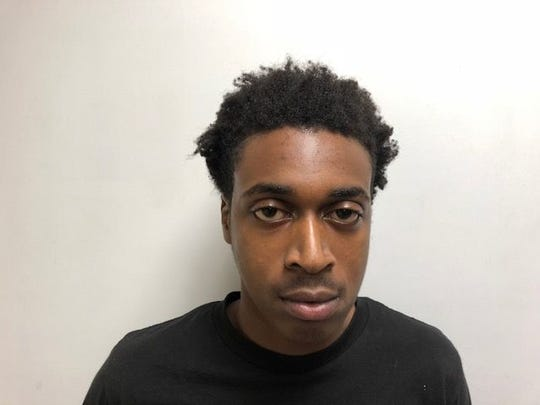 Idrees Latrell Wilson has been charged after a search and seizure warrant was executed at a Shiloh Street home on Friday, Jan. 12, 2018.