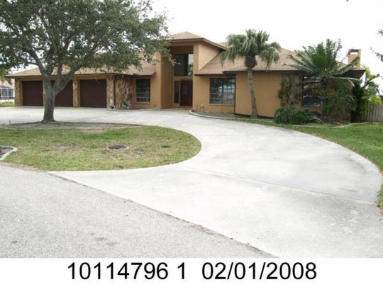 This home at 1400 SW 48th Terrace, Cape Coral, recently sold for $800,000.
