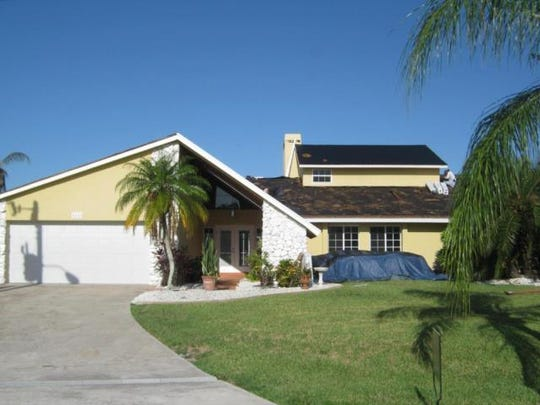 This home at 5116 SW 12th Place, Cape Coral, recently