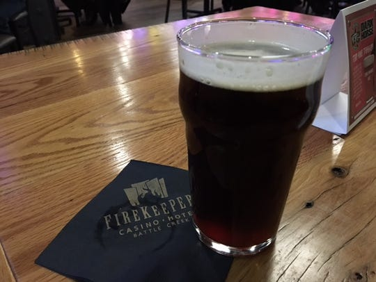 Dacey's Taphouse at FireKeepers Casino features high-end