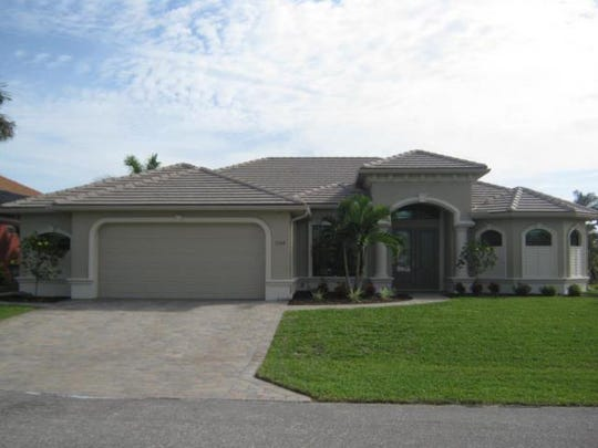 This home at 3339 SE 18th Ave., Cape Coral, recently
