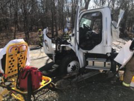 A train carrying Republican lawmakers to their retreat in West Virginia collided with a vehicle on the tracks in Crozet, Va. U.S. Sen. Bill Cassidy, R-Louisiana, was on board when the accident occurred.