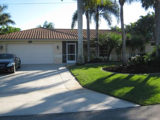 This home at 3921 SE 19th Ave., Cape Coral, recently