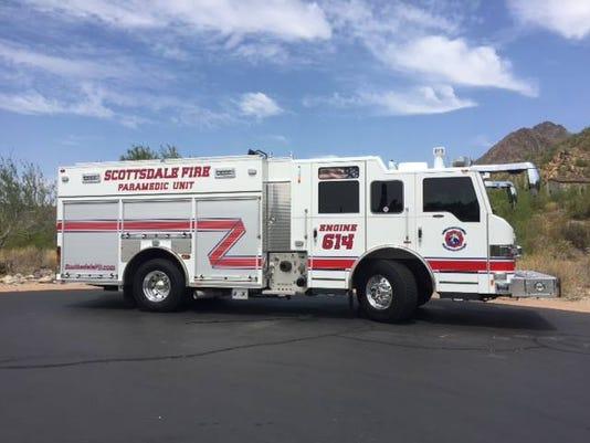 Scottsdale Fire Truck