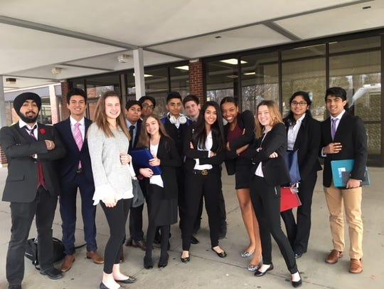 Wardlaw+Hartridge model UN delegation excels at conference.