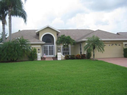 This home at 1213 SW 51st Terrace, Cape Coral, recently