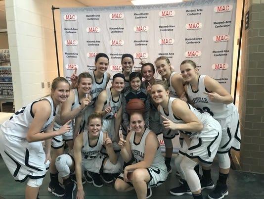 Marysville wins MAC Tournament