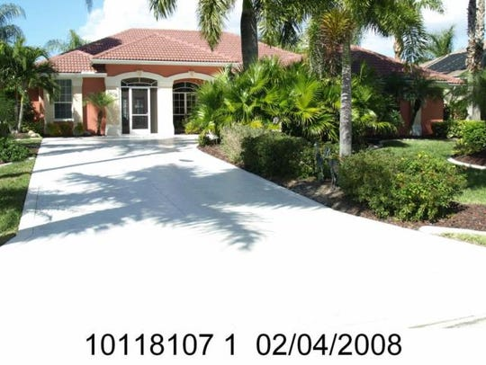 This home at 1409 SW 57th St., Cape Coral, recently sold for $780,000.