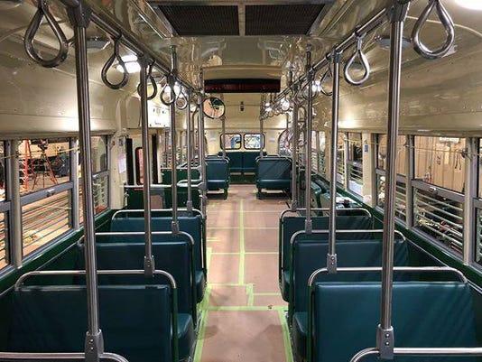 El Paso streetcars