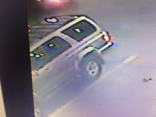 The Sevierville Police Department is searching for