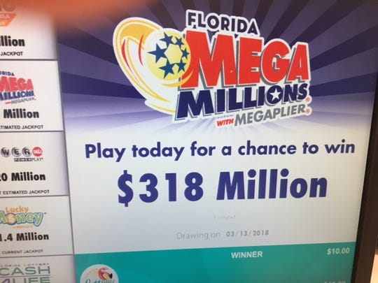Mega Millions jackpot continues to grow.