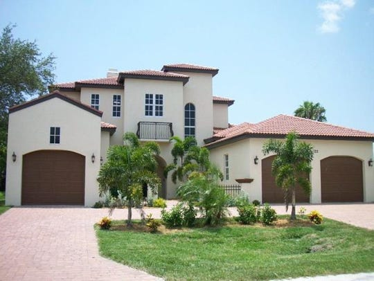 This home at 122 SW 52nd Terrace, Cape Coral, recently