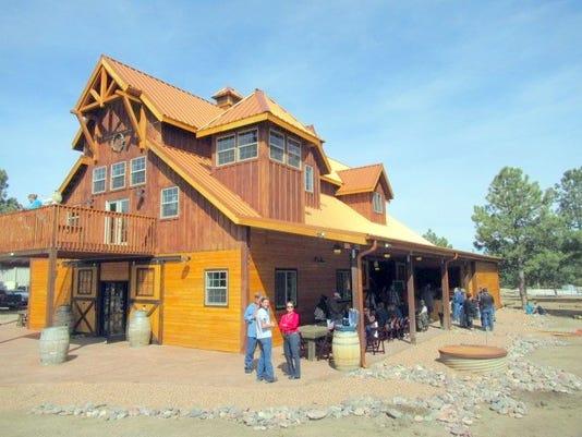 lost hiker brewery