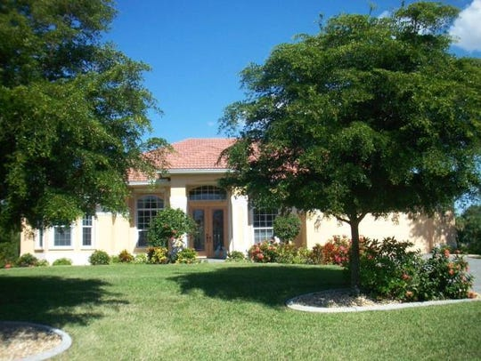 This home at 11960 King James Court, Cape Coral, recently