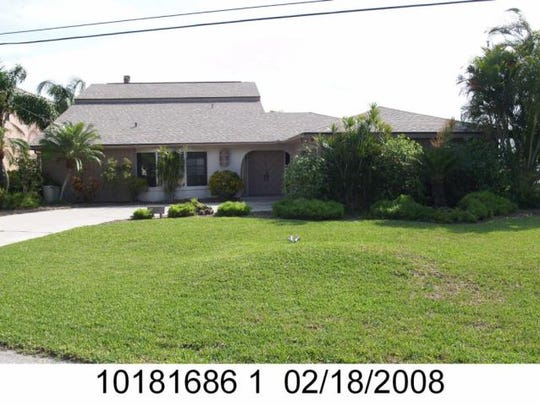 This home at 3005 SE 22nd Place, Cape Coral, recently sold for $575,000.