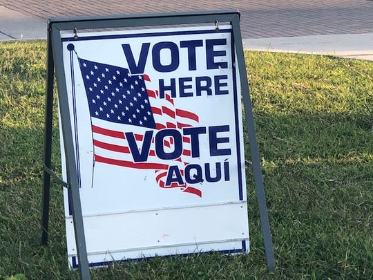 Early voting is underway and continues through Nov. 2. Election Day is Nov. 6.