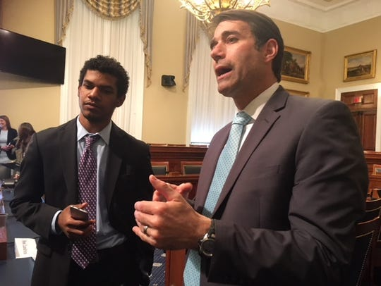 Rep. Garret Graves, R-La.,  a member of the Natural
