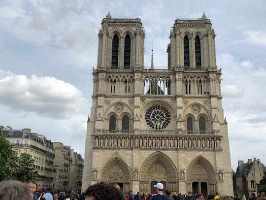 Built in the 12th and 13th centuries, Notre Dame is the most famous of the Gothic cathedrals of the Middle Ages as well as one of the most beloved structures in the world.