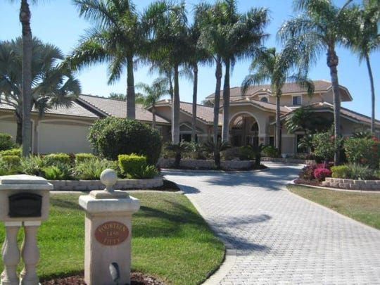 This home at 1450 SW 58th Terrace, Cape Coral, recently sold for $1.3 million.