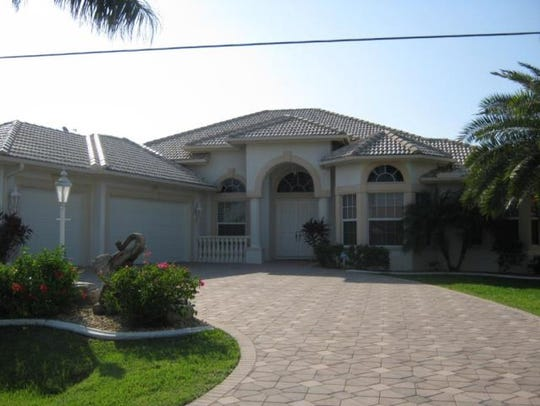 This home at 4407 SE 20th Place, Cape Coral, recently