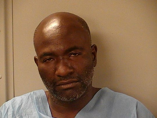 Antonio Starnes, 40, of Murfreesboro, was arrested