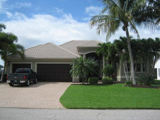 This home at 1510 SW 58th Lane, Cape Coral, recently