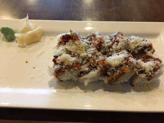 Sushi at Ichimi Sushi & Grill