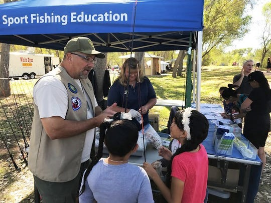 Free Fishing Day is part of National Fishing and Boating