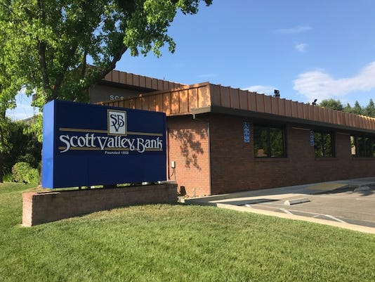 Scott Valley Bank