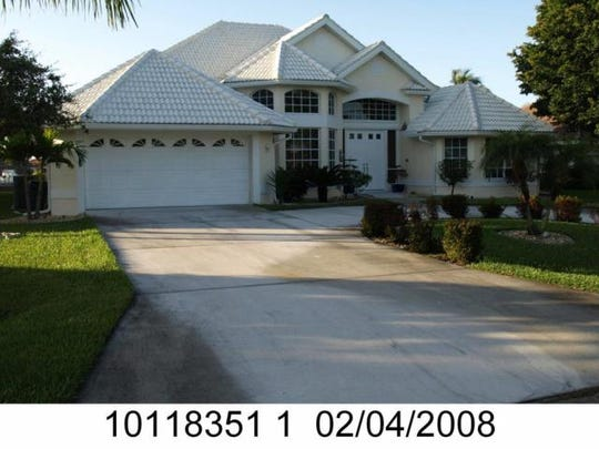 This home at 830 SW 56th St., Cape Coral, recently