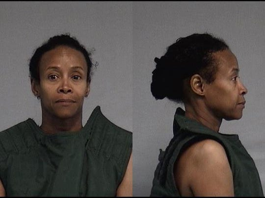 Lawanda Brown was arrested on charges of attempted