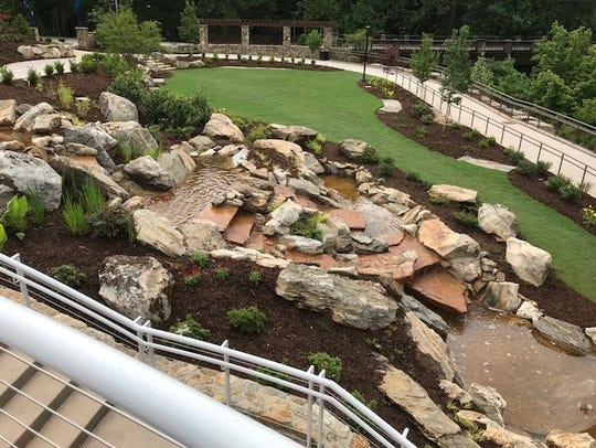 Greenville's Cancer Survivor Park