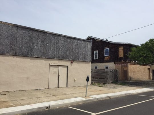 Seaside Heights is seeking a court order that would allow the borough to knock down the former Merge nightclub.