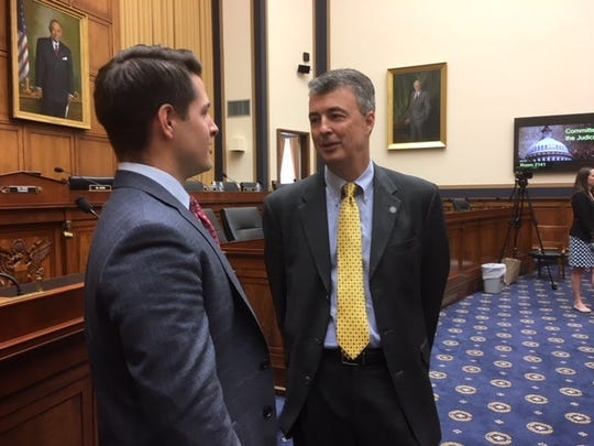 Steve Marshall, Alabama's attorney general, urged lawmakers