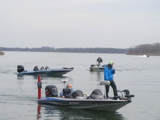 If you fish bass tournaments, these are the kind of boat you need.