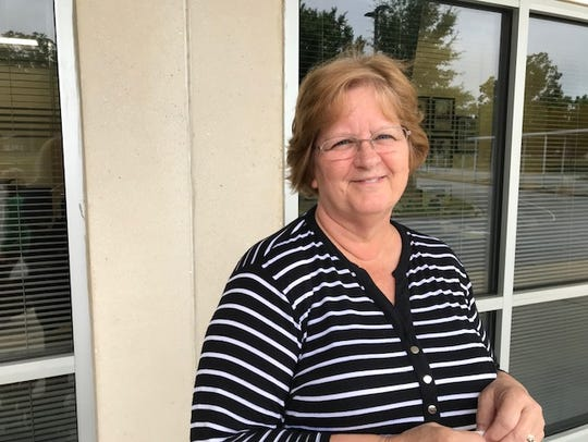 Debbie Vermillion of Taylors said she voted for John