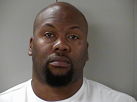 Marco Burke, 39, of Antioch, was arrested around 12:15 a.m. Monday. The Middle Tennessee State University police officer has been charged with theft after investigators said he took $1,100 from an unoccupied vehicle.