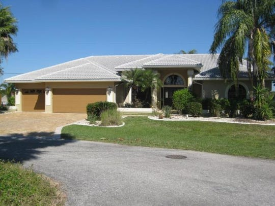 This home at 3605 SE 18th Ave., Cape Coral, recently