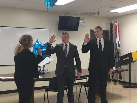 Two new MPD officers sworn in.JPG