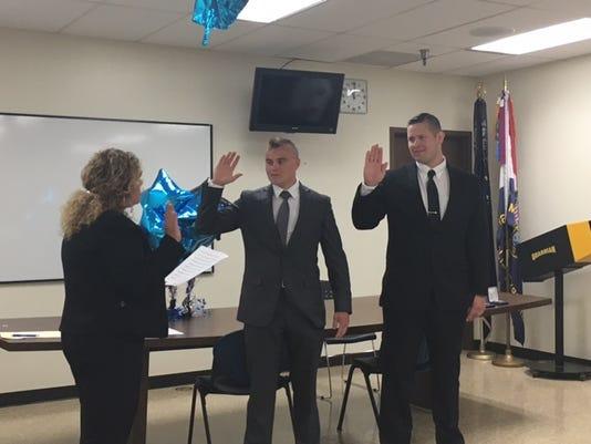 Two new MPD officers sworn in.JPG