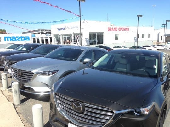 Viva Auto Group has bought the Rudolph Mazda East dealership.
