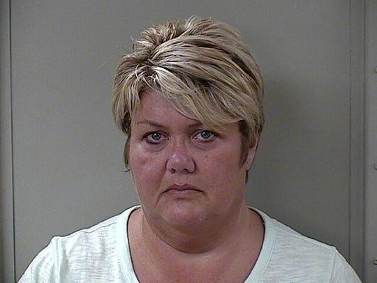 Loretta Renee Lovvorn was arrested last week on charges